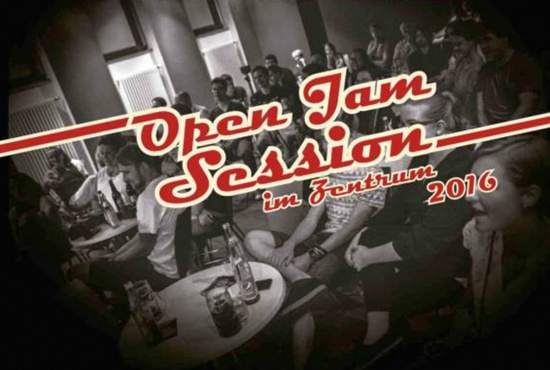 Open Jam Session (Donnerstag, 20.10.2016, 20:00 – 10:15)
